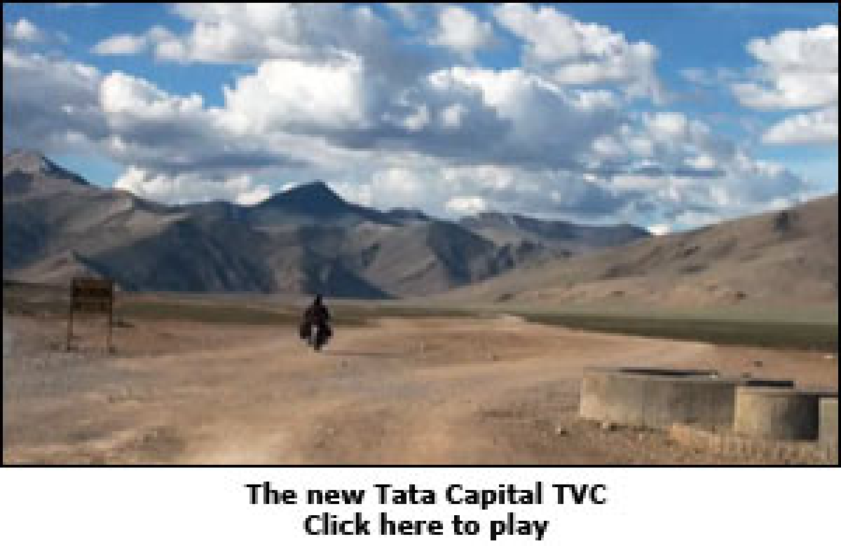 'Happy endings' with Tata Capital