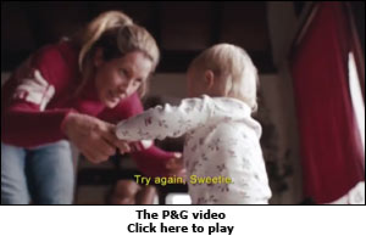 Viral Now: P&G salutes moms, again