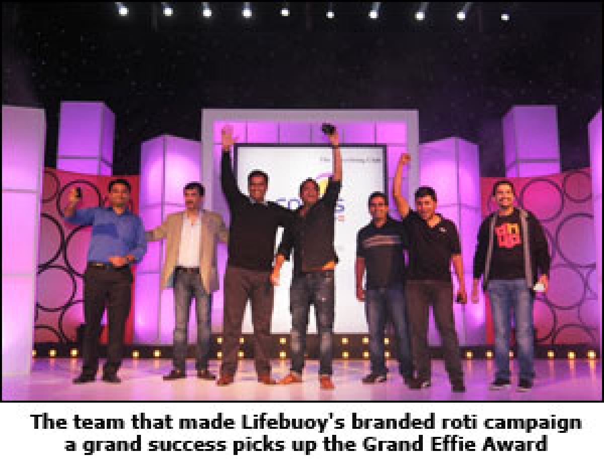Effies 2013: Ogilvy wins Grand Effie; HUL is Client of the Year