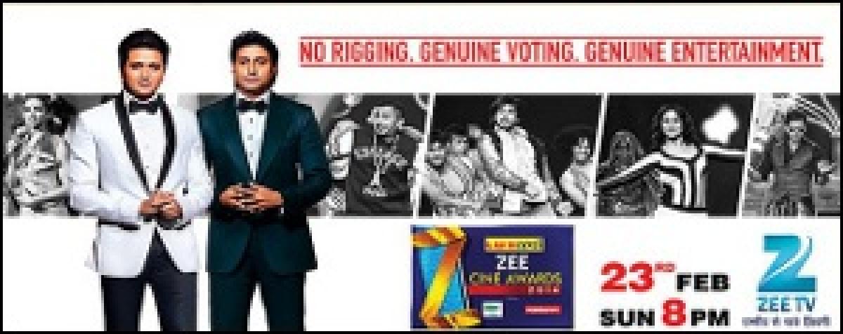 ZEEL ropes in 17 sponsors for Zee Cine Awards 2014