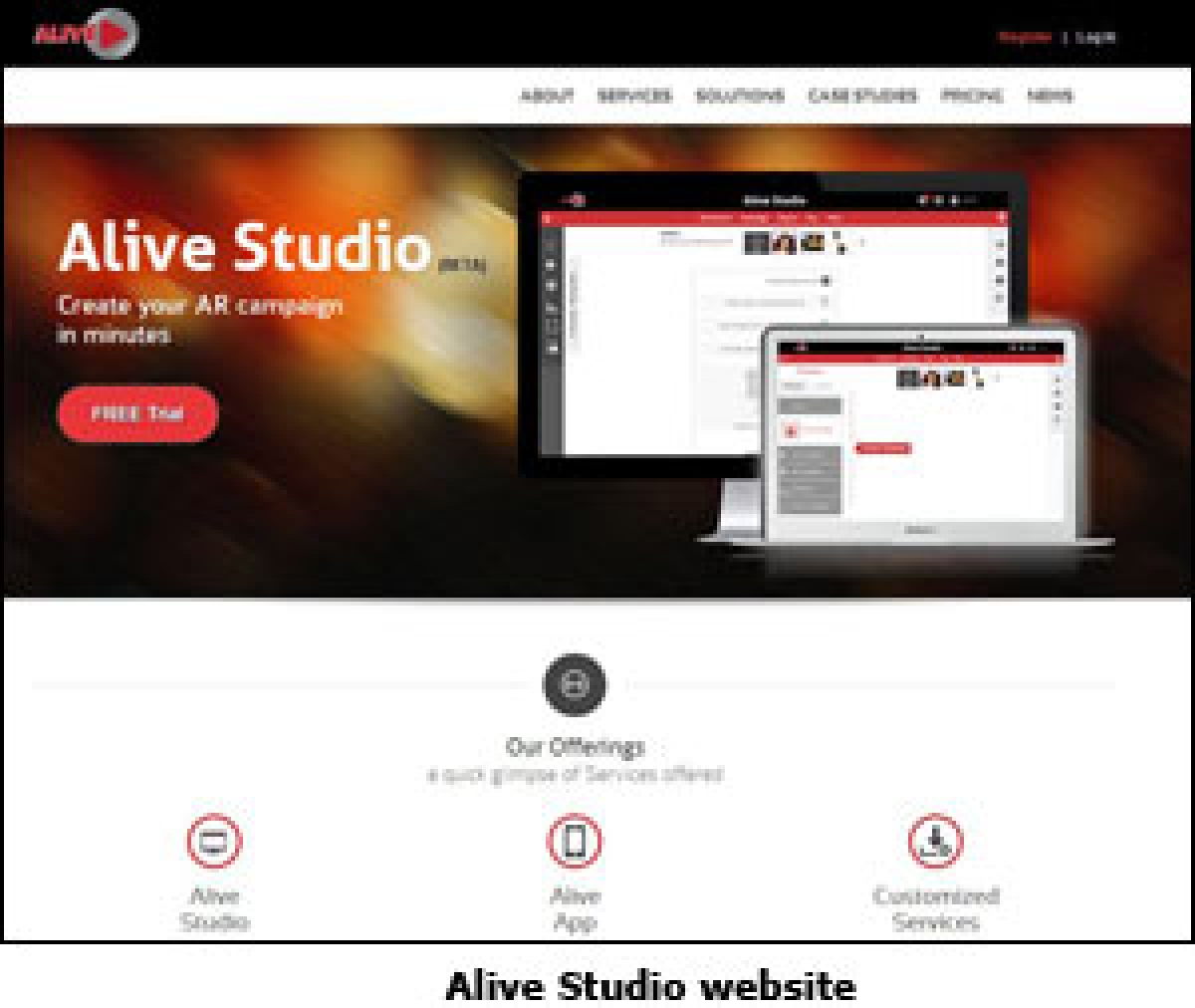 Alive app is now a self-service platform