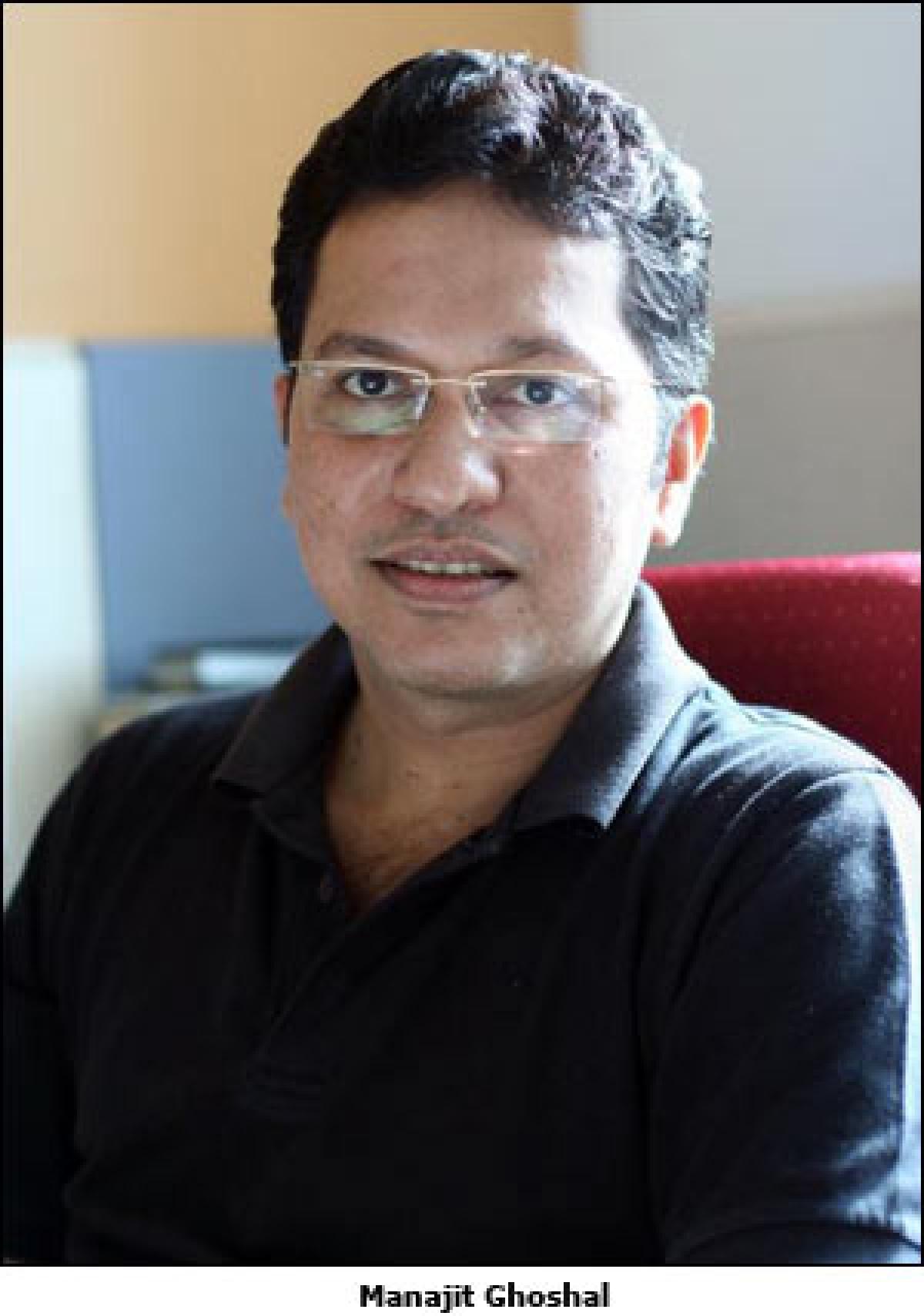 Manajit Ghoshal launches Media Lounge