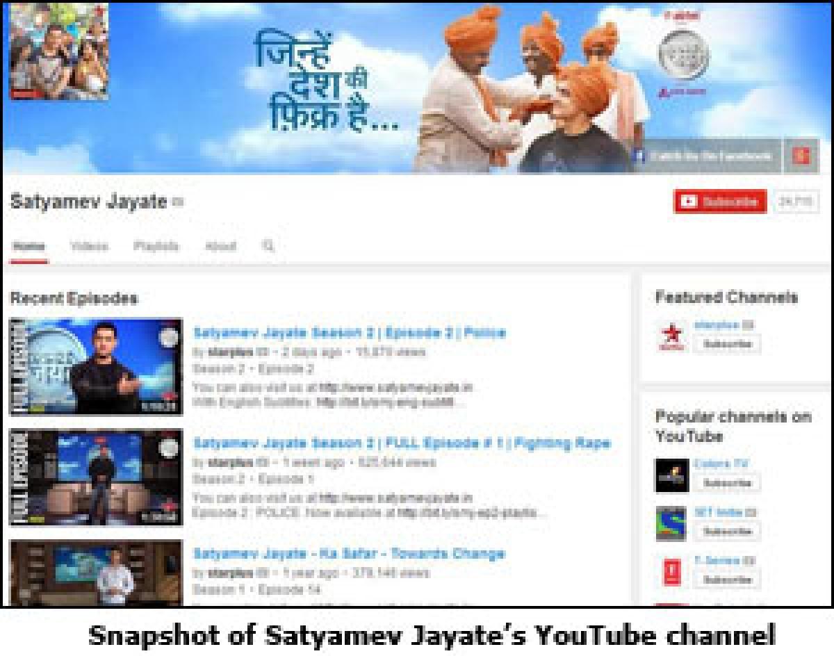 Satyamev Jayate 2: Singing up a storm