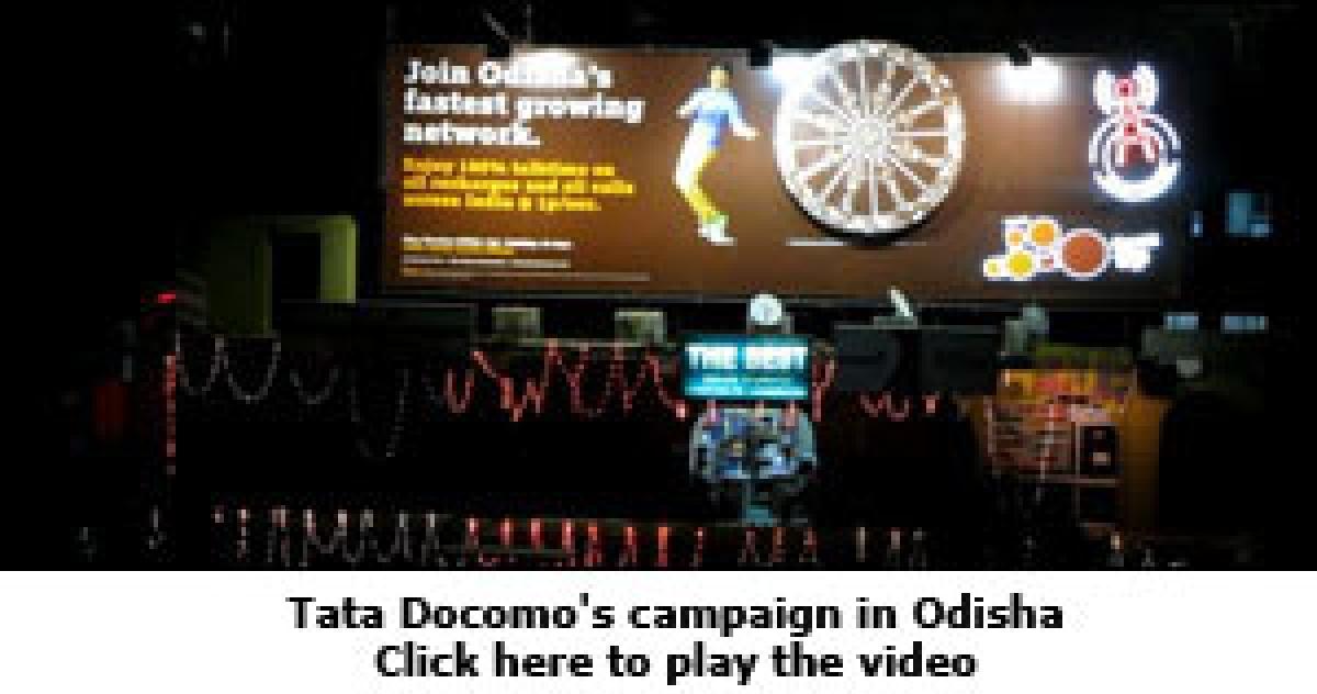 Tata Docomo spins the wheel