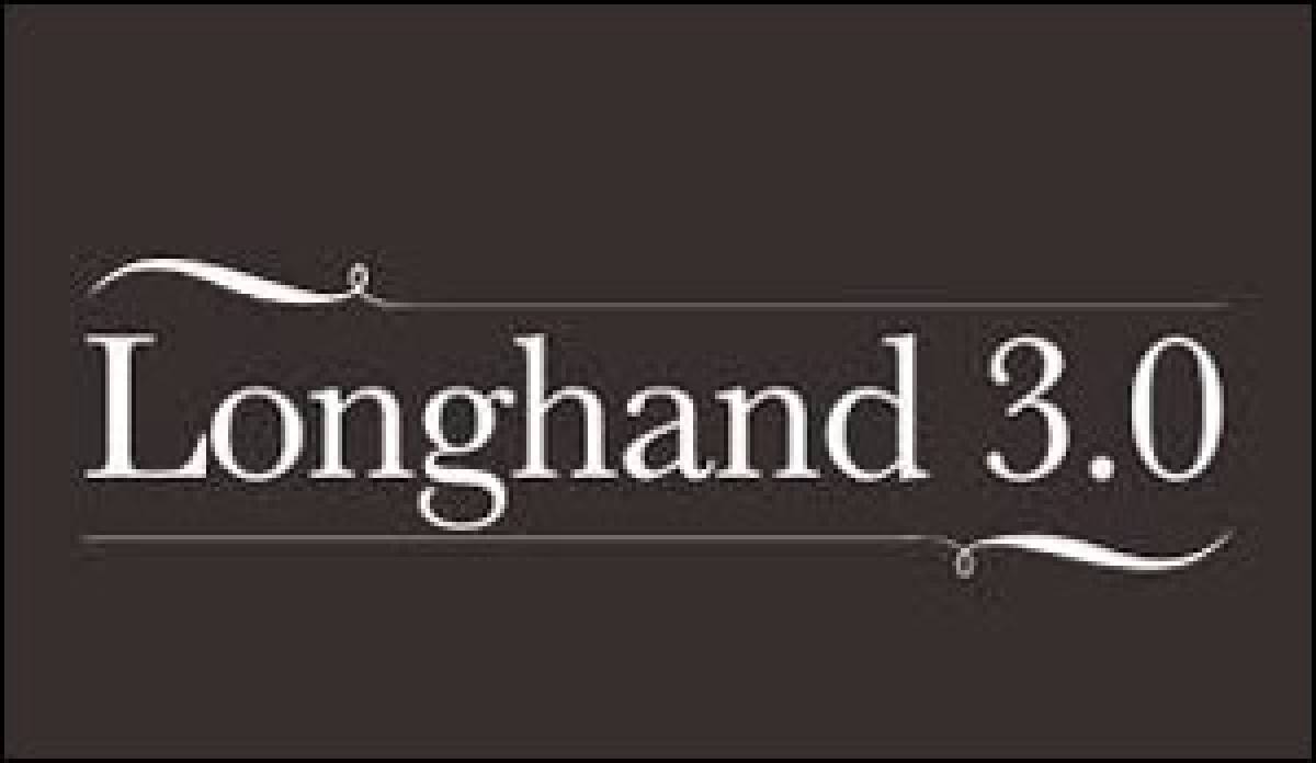 Longhand Awards announces third edition