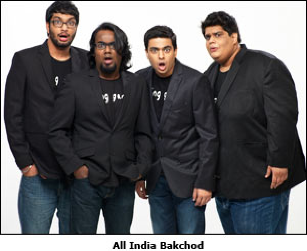 """Goafest 2014: """"The layperson probably thinks of admen as wastrels"""": All India Bakchod"""