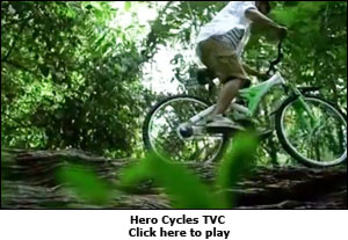 Hero Cycles: On a hot trail