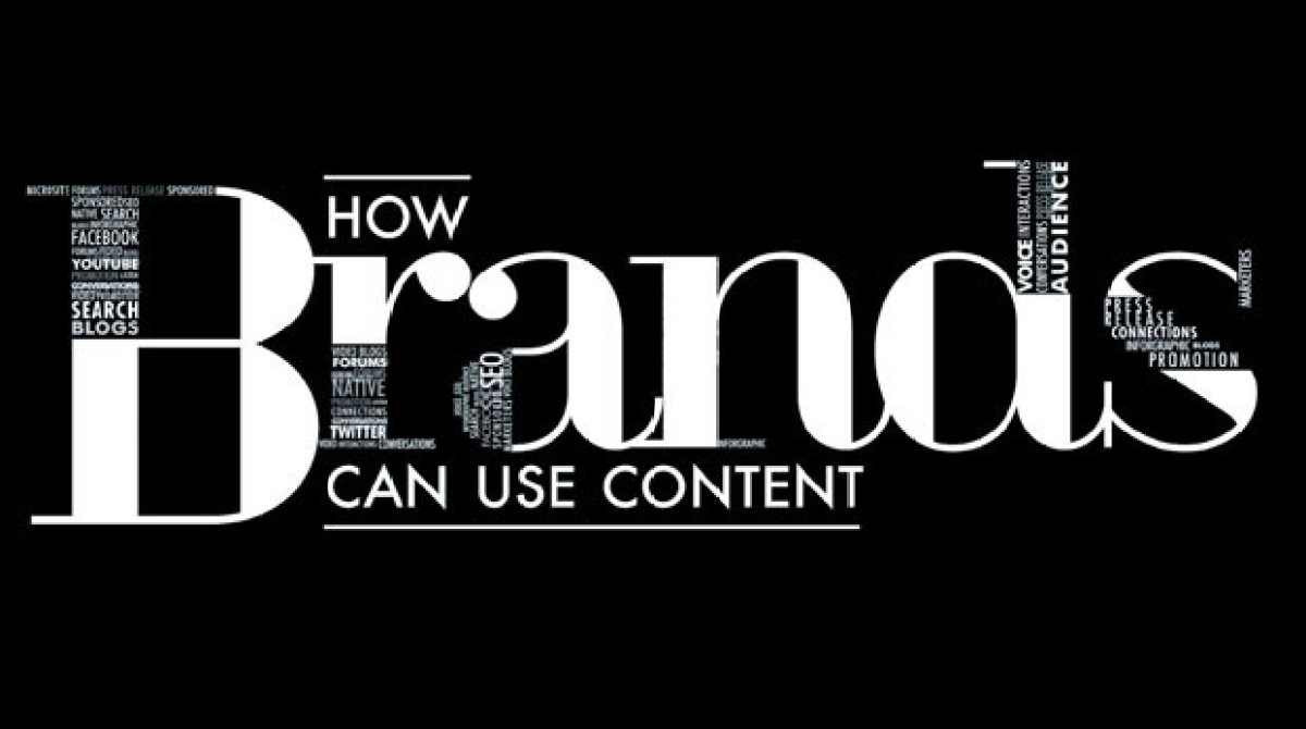 How Brands can use Content
