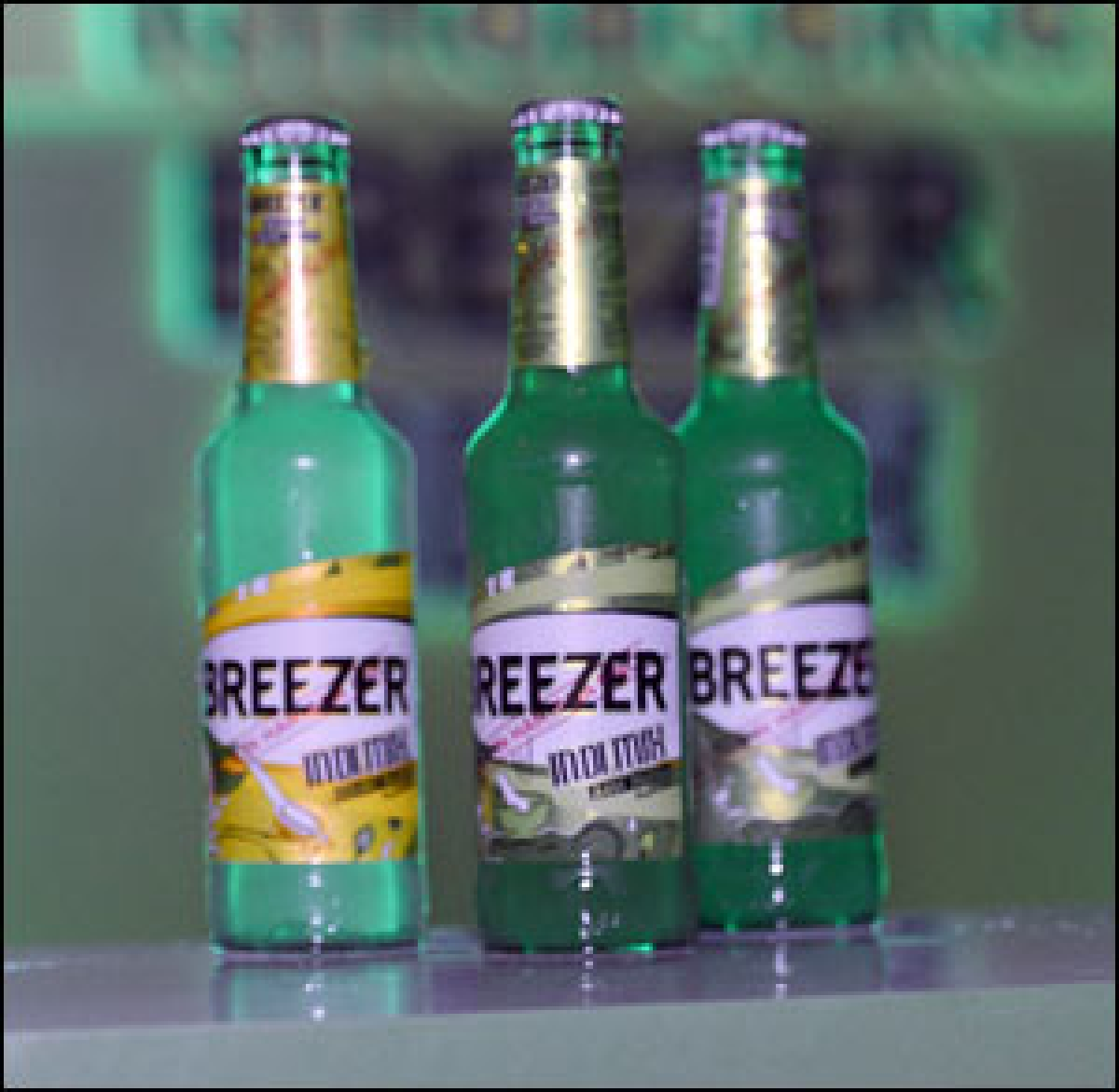 Bacardi: Breezer's native touch