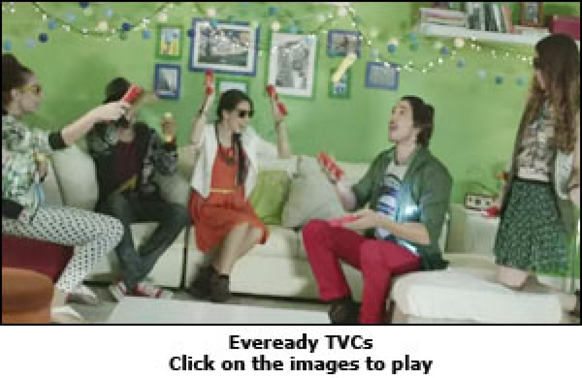 Eveready: All Charged Up
