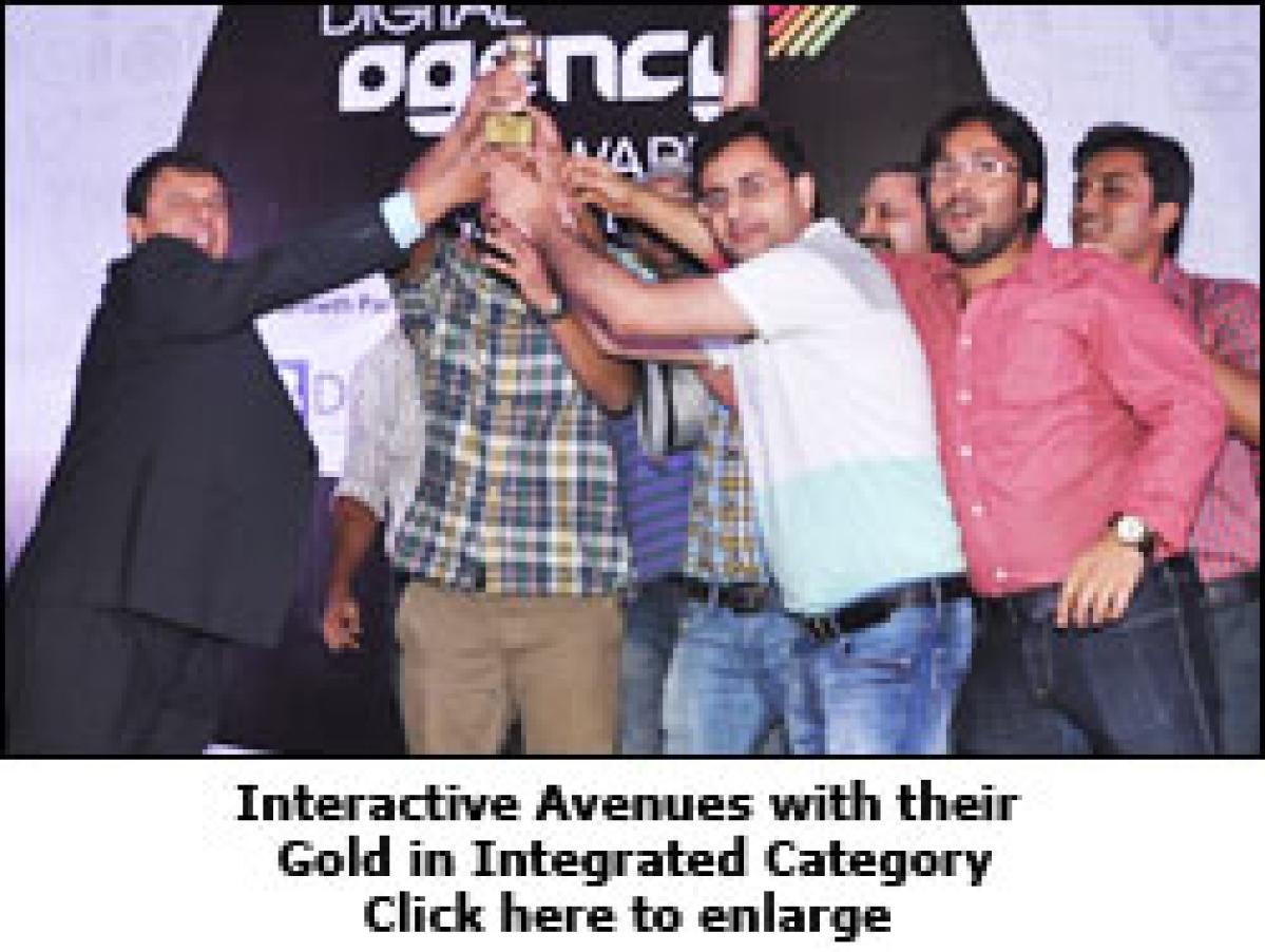 The afaqs! Digital Agency Awards: OgilvyOne, Maxus and Interactive Shine