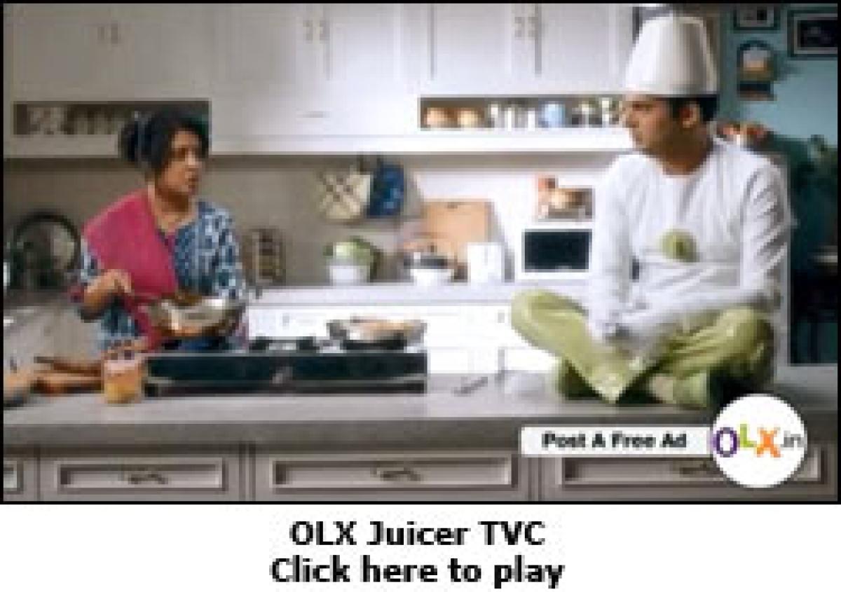 afaqs! Creative Showcase: OLX says 'Bech De' with Kapil Sharma