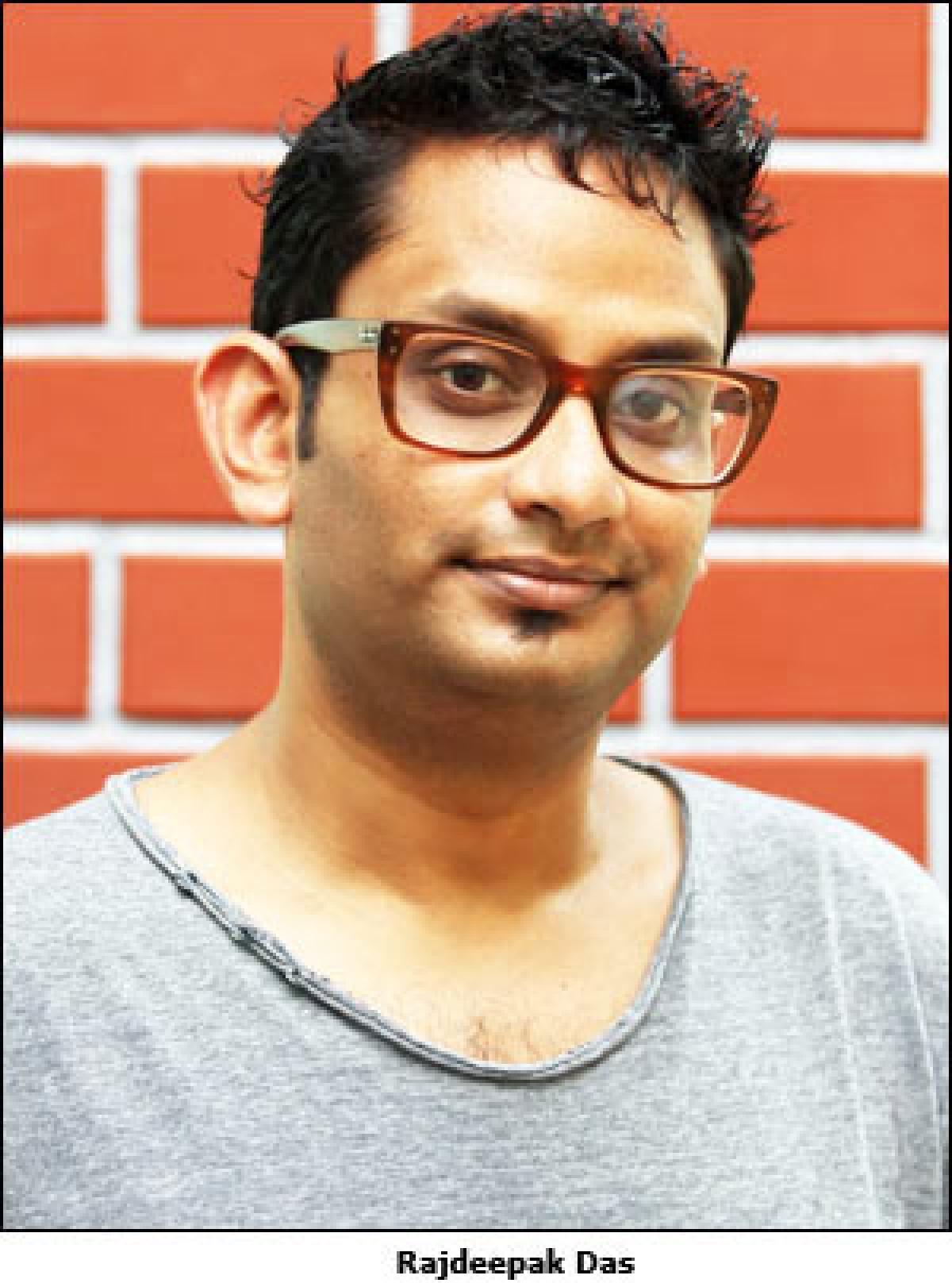 Profile: Rajdeepak Das: Mad Ad Man
