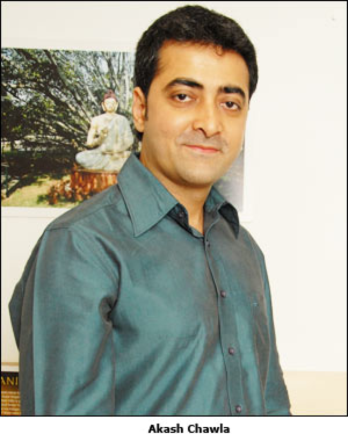 Akash Chawla is business head of Essel Vision Productions