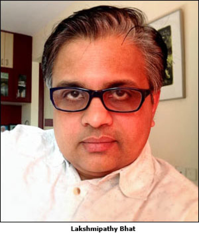 Lakshmipathy Bhat joins Robosoft
