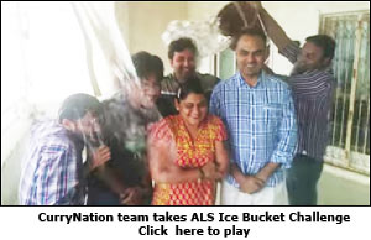 ALS Ice Bucket Challenge: Soaked for a Cause