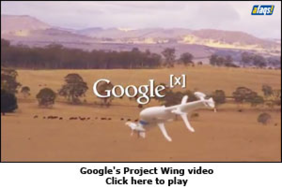 Viral Now: Google spreading wings with drone delivery
