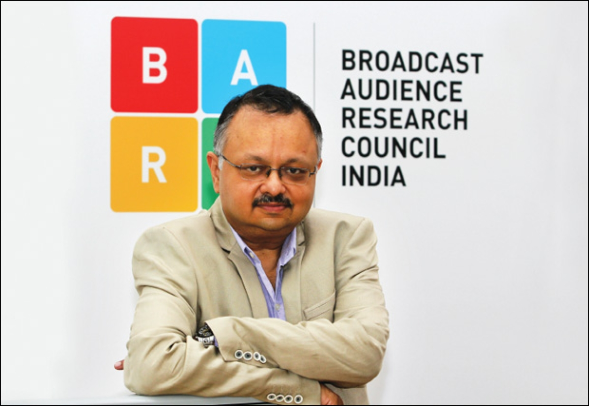 Man in the red-hot seat - Partho Dasgupta, CEO, BARC India