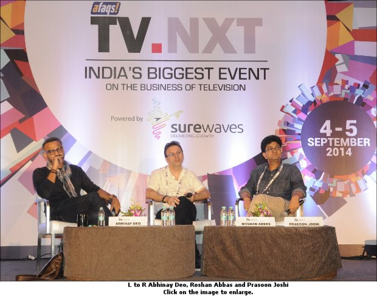 TV.NXT 2014: The worlds of TV, cinema and advertising