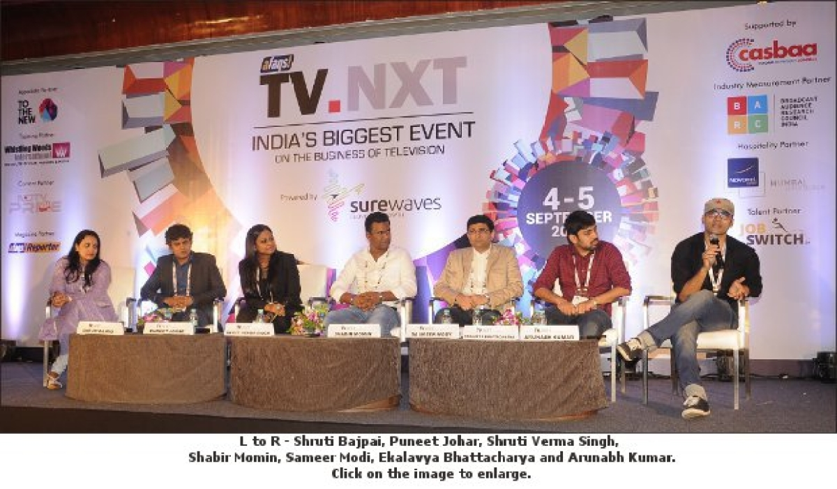 TV.NXT 2014: Fresh Content Will Always Have Takers