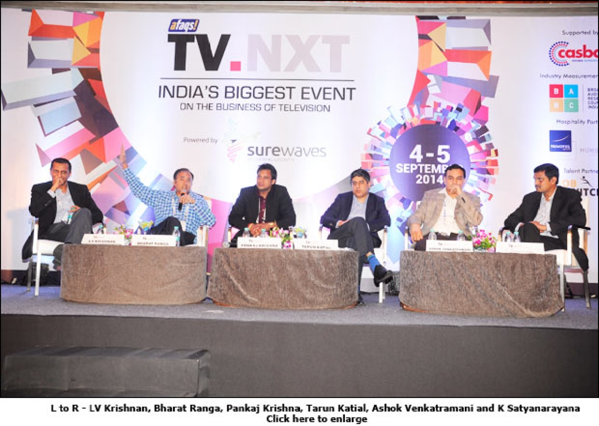 TV.NXT 2014: FTA's Hopes and Challenges