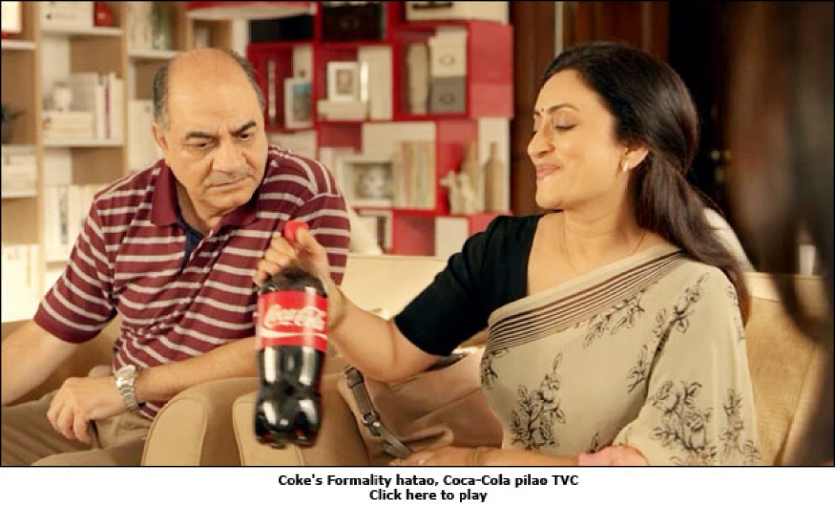 No Formalities, This is Coke