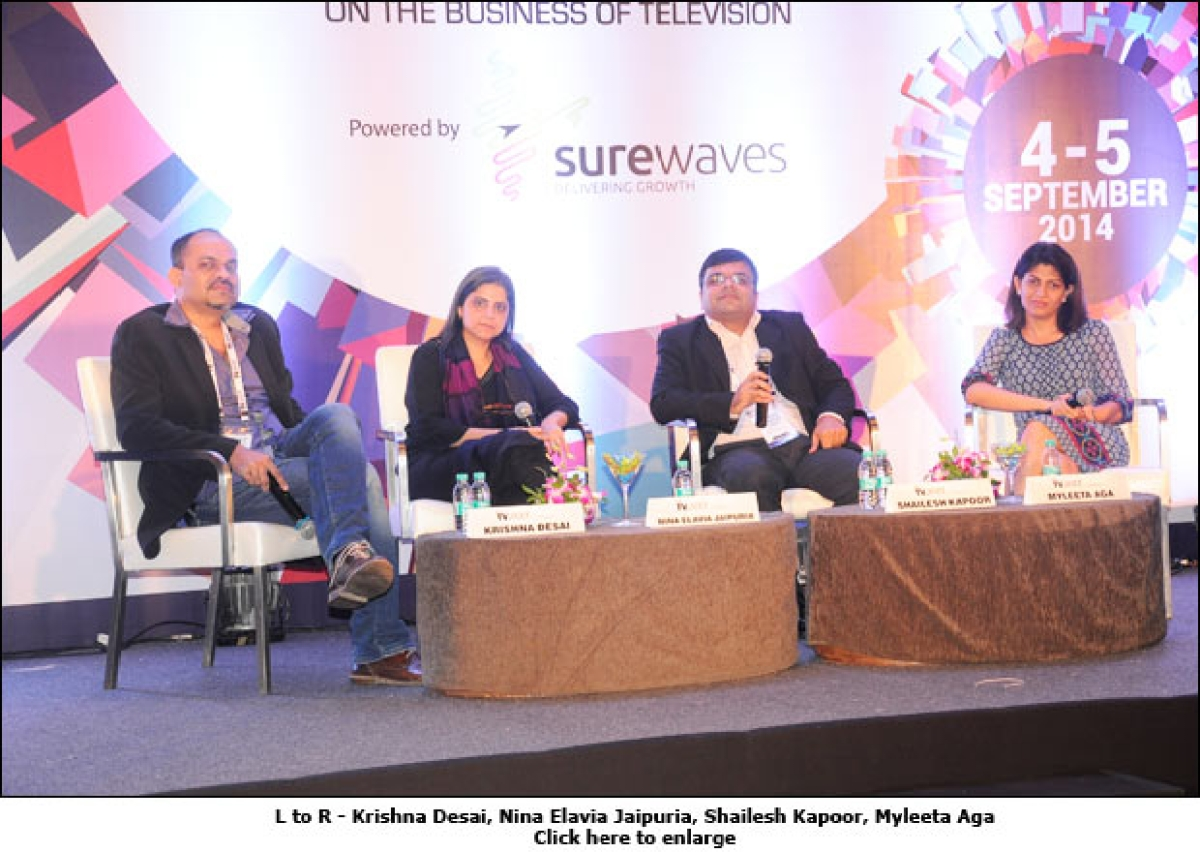 TV.NXT 2014: The Importance of Being Relevant to Kids of all Ages