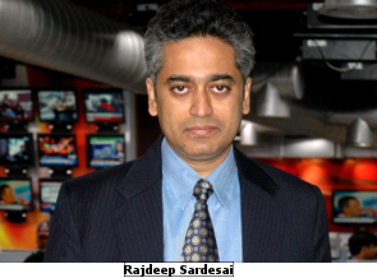 Rajdeep Sardesai joins TV Today Network