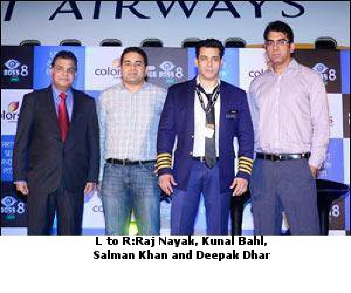 Colors Hikes Ad Rates by 30 Per Cent for Bigg Boss 8