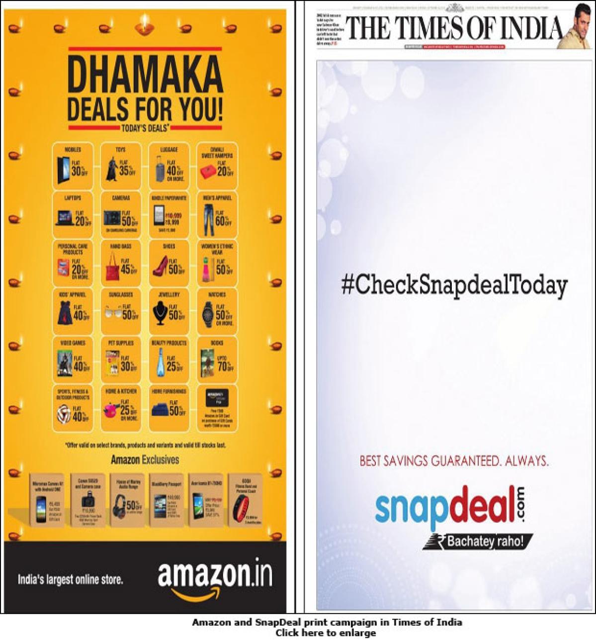 afaqs! Creative Showcase: Amazon joins Diwali Sale Frenzy