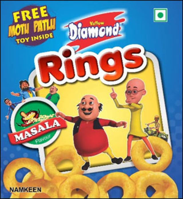 Nickelodeon signs Motu-Patlu Licensing Deal with Prataap Snacks