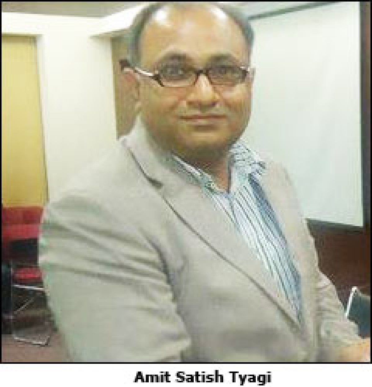 Quick Heal appoints Amit Satish Tyagi as head, marketing