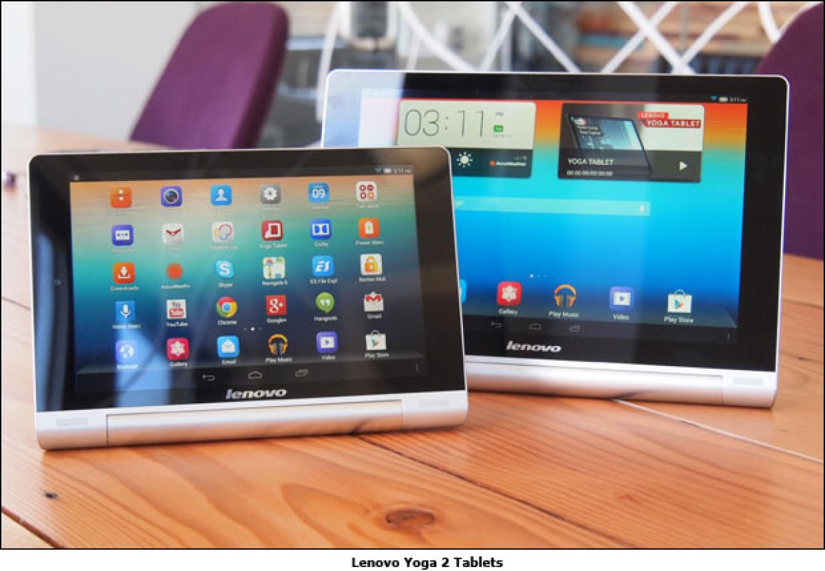 How Lenovo 'Unboxed' Yoga Tablet 2 on Twitter