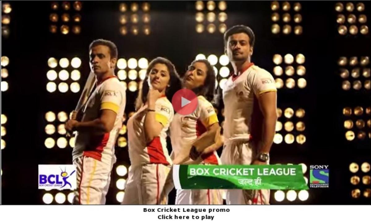 Sony to air, Balaji to produce Box Cricket League