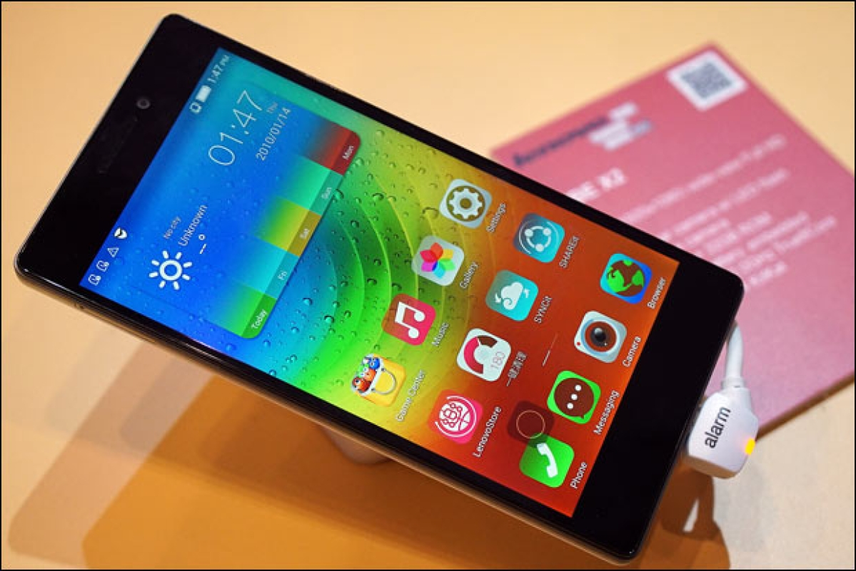 How Lenovo promoted Vibe X2 with VibeUpMyLife