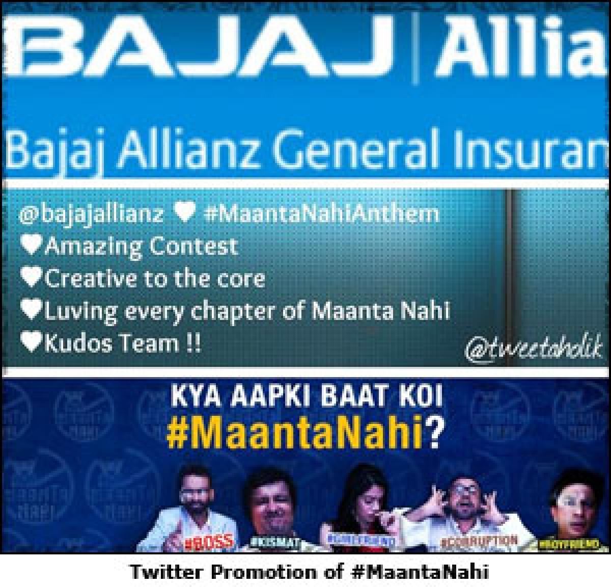 Bajaj Allianz: The Trouble-free Mantra