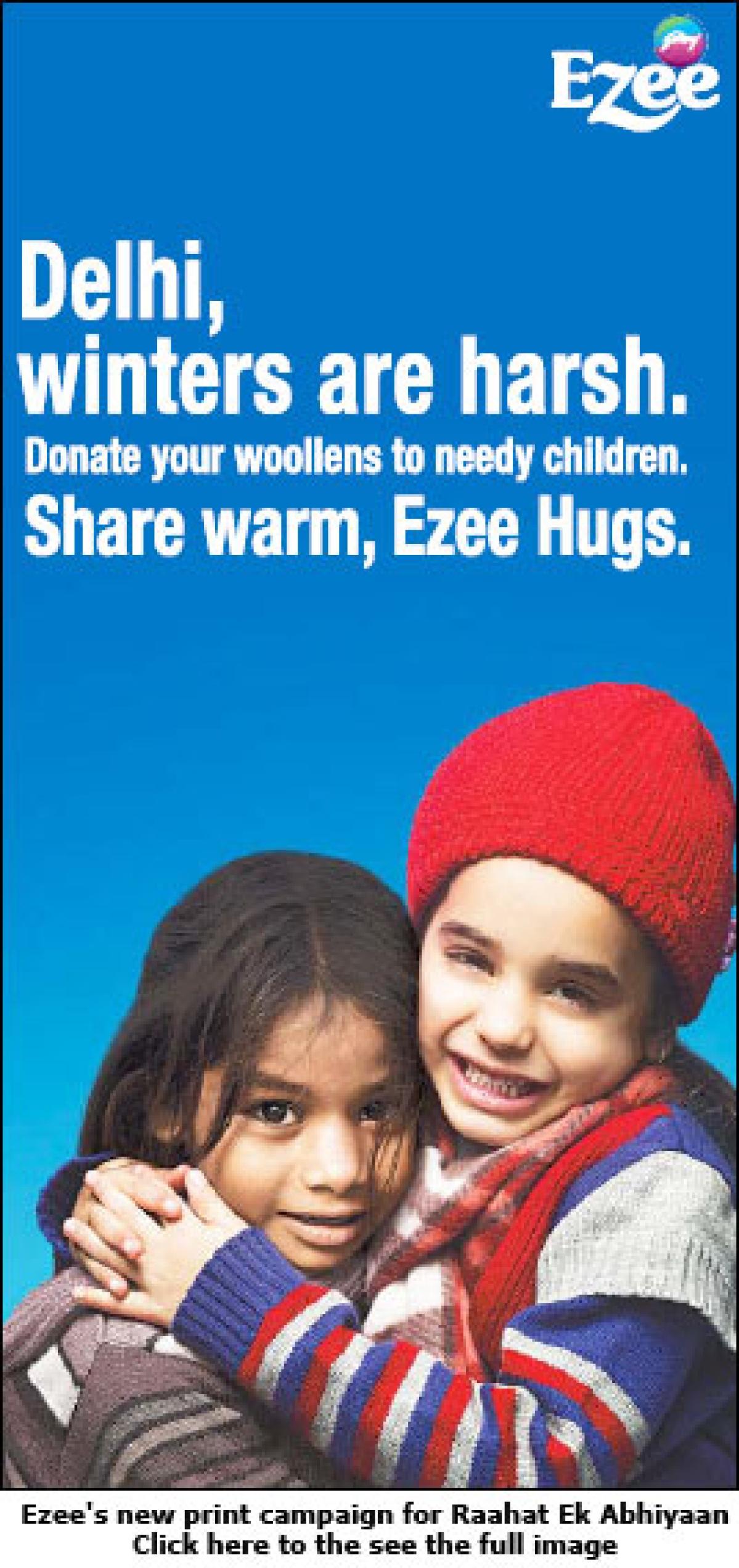 Godrej's Ezee guns for a warm and fuzzy winter