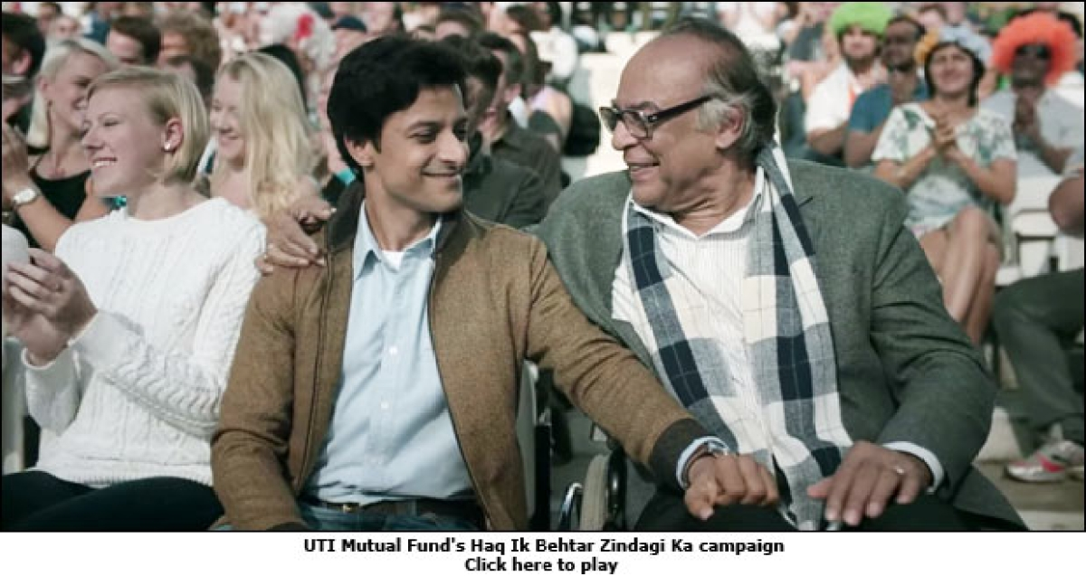 afaqs! Creative Showcase: UTI Mutual Fund's Recipe for a Better Life