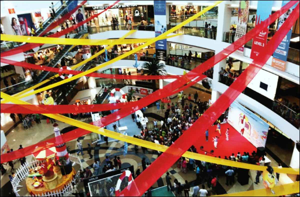 E-commerce vs Shopping Malls