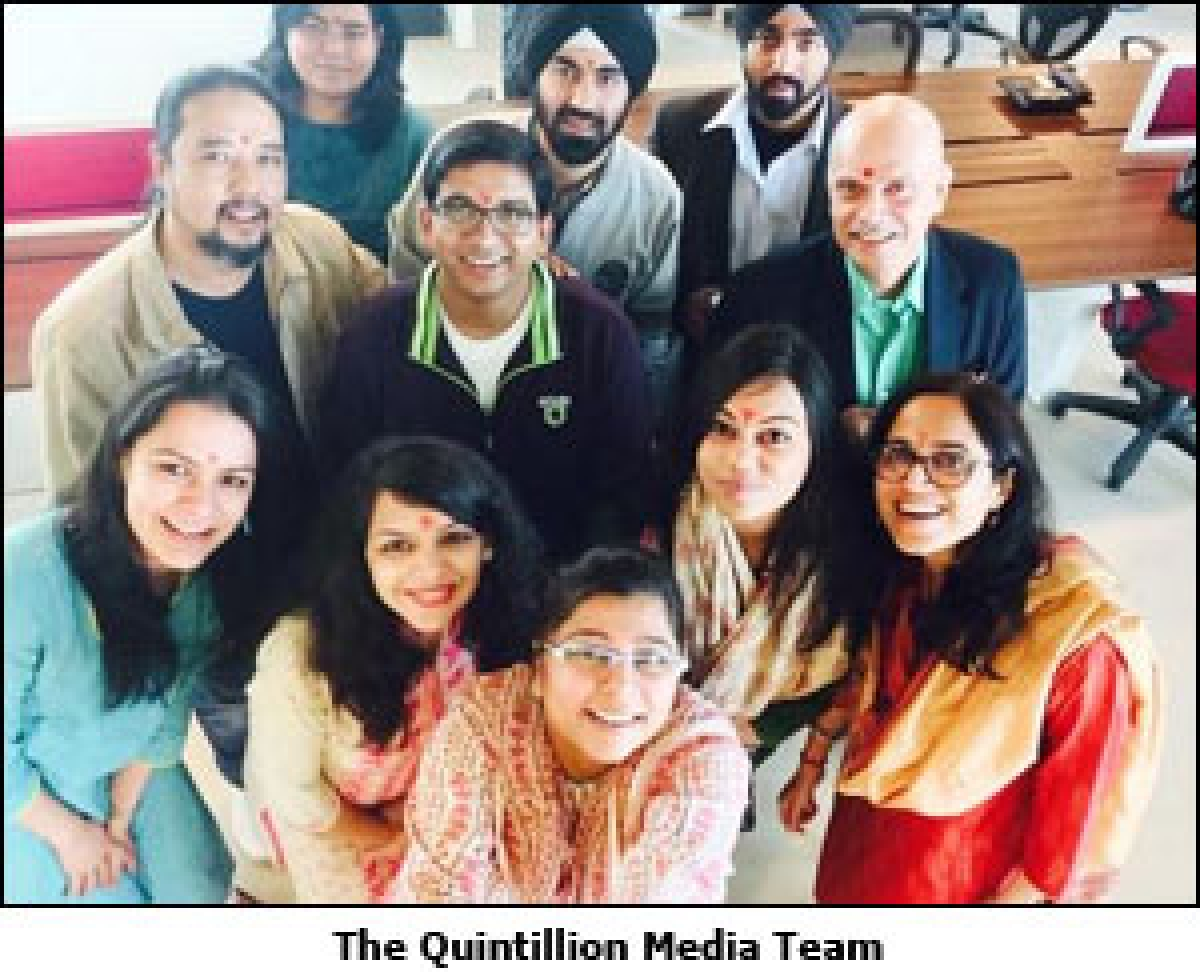 Raghav Bahl to launch TheQuint.com as a Mobile First News Service