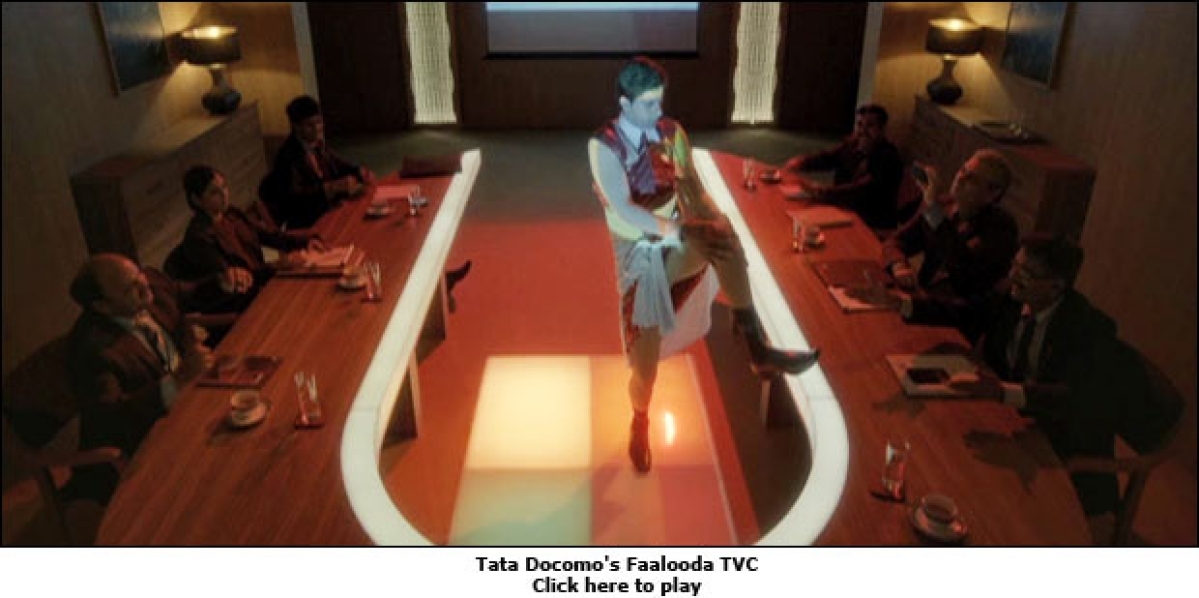 Tata Docomo continues its 'Bhalai Ki Supply'