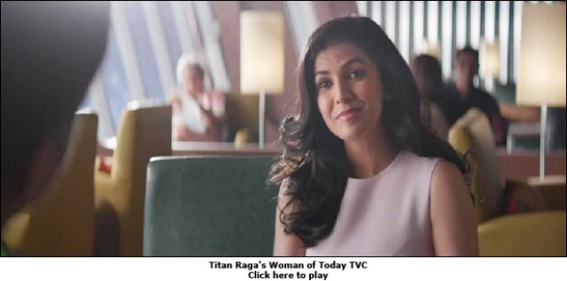 Titan Raga: For The Elegant, Evolved Woman