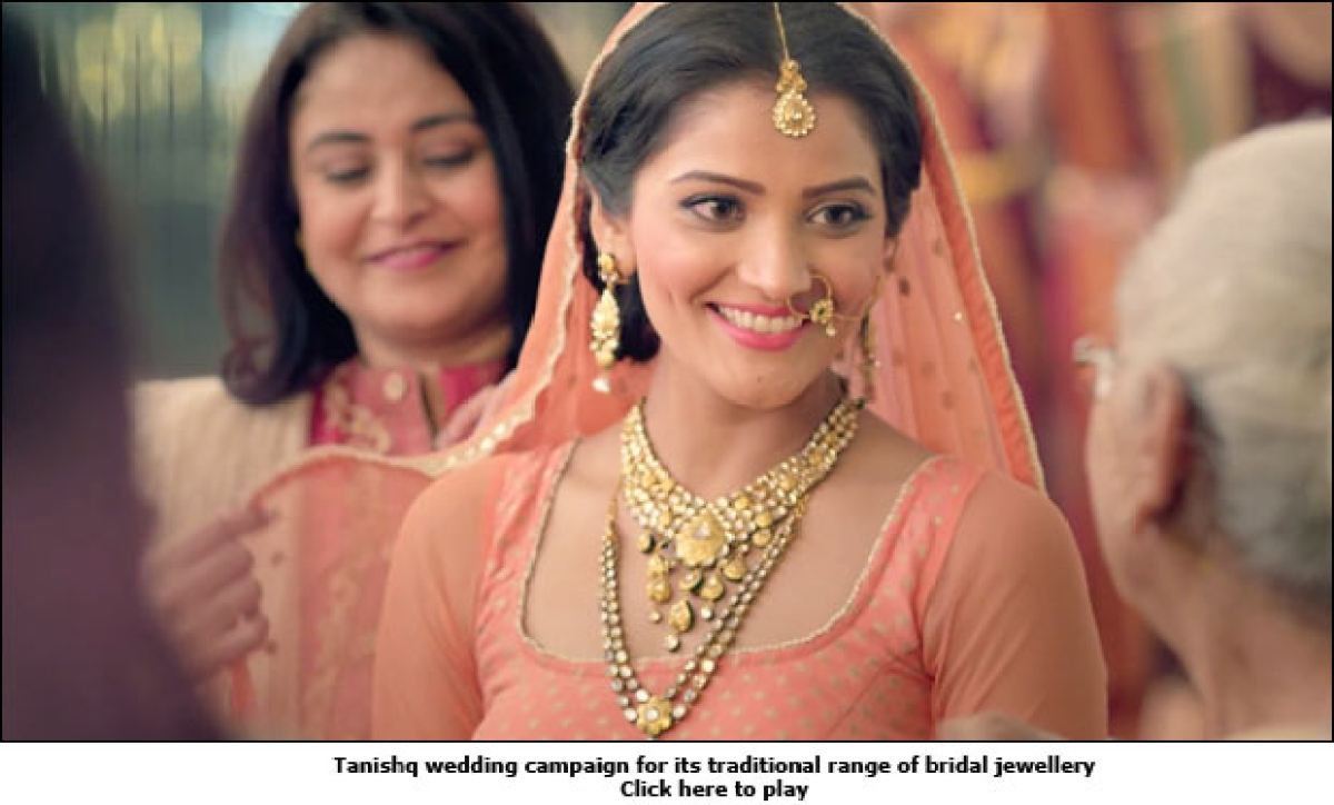Met Tanishq's broadminded Dadi yet?