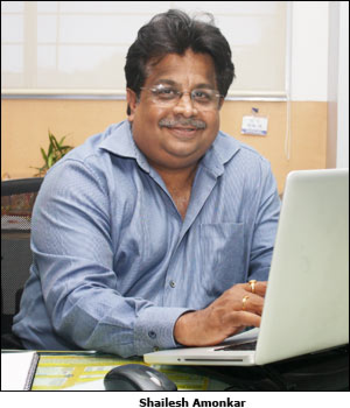 Sakal Media's Shailesh Amonkar gets a new role