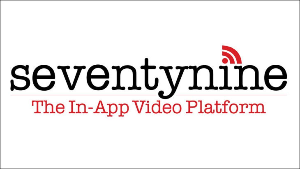 Seventynine becomes an In-App Video Platform