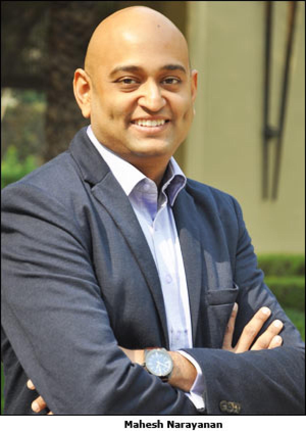 Profile: Mahesh Narayanan: Ahead of the Curve
