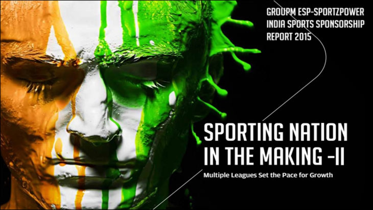 Presentation: Sports industry has grown by 10 per cent in 2015