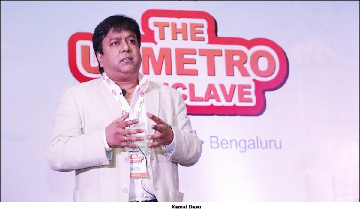 "Dainik Bhaskar Unmetro: ""For every car I sell in a metro, I sell 6 in a mini-metro"" - Kamal Basu"
