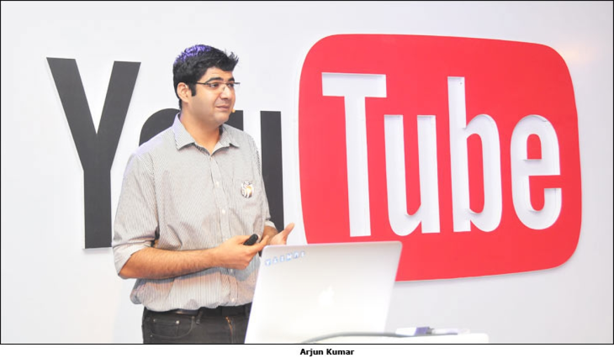 Arjun Kumar on 'benefit of collaborations on YouTube': Zee Melt 2015