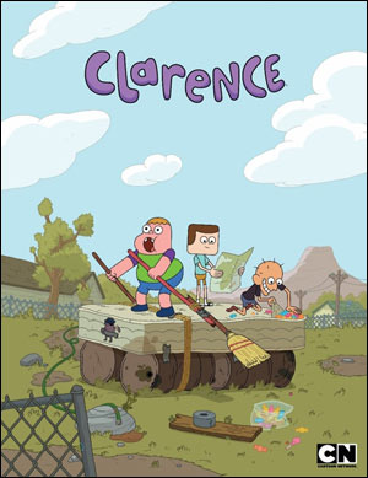 Cartoon Network launches 'Clarence' in India